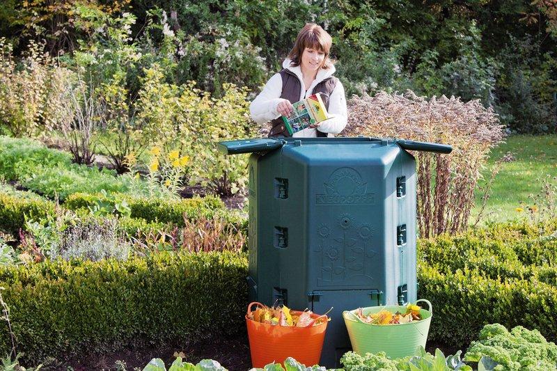 neudorff: kompostierung, Terrassen ideen
