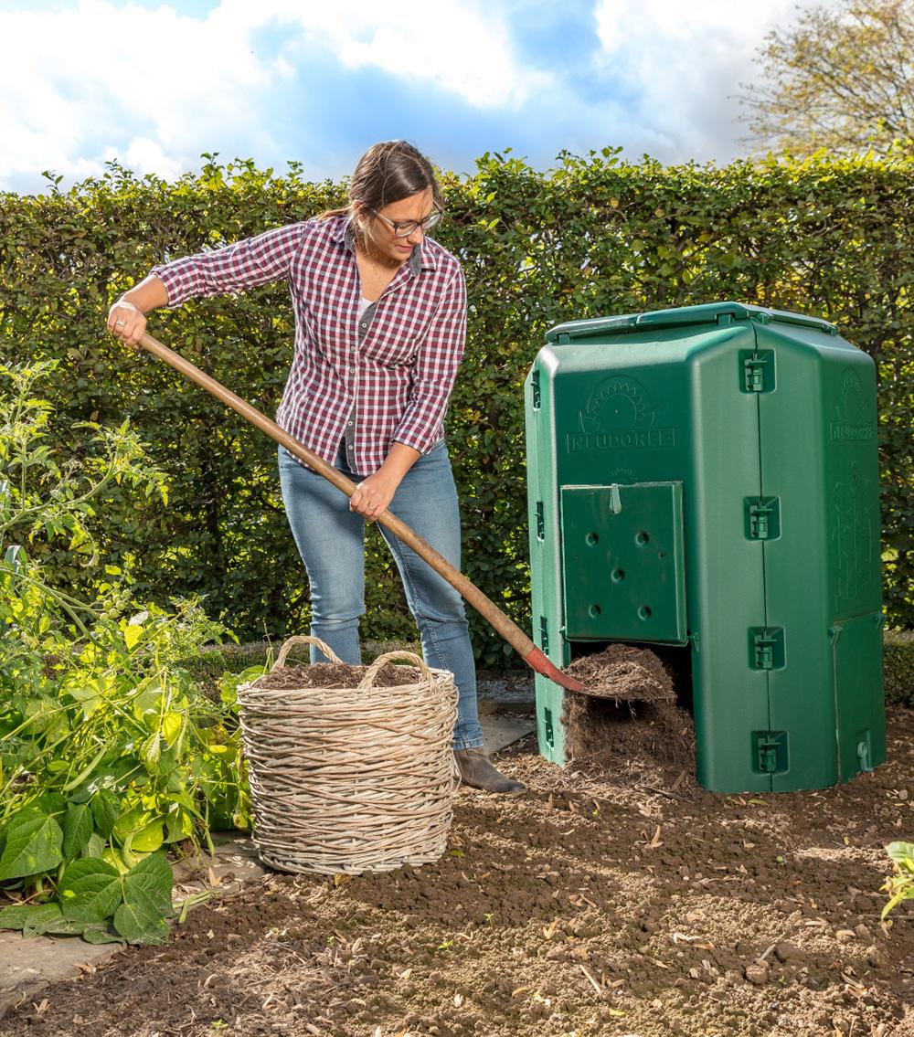 neudorff: kompostierung