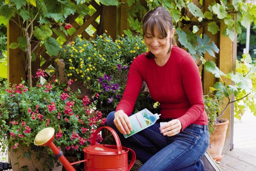 Im Mai Ist Hier Am Meisten Zu Tun: Denn Wenn Die Eisheiligen Mitte Des  Monats Vorbei Sind, Können Sie Die Balkonkästen Und Kübel Bepflanzen.