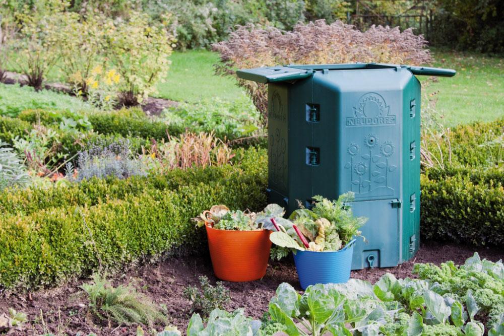 wie kompostieren? stellen sie selber kompost für den garten her, Terrassen ideen