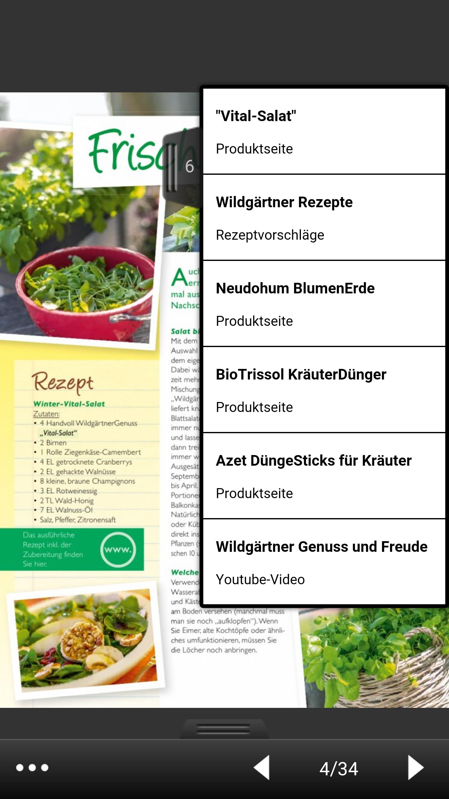 Neudorff: Apps Blattsalat Pflanzen Pflege Tipps Garten