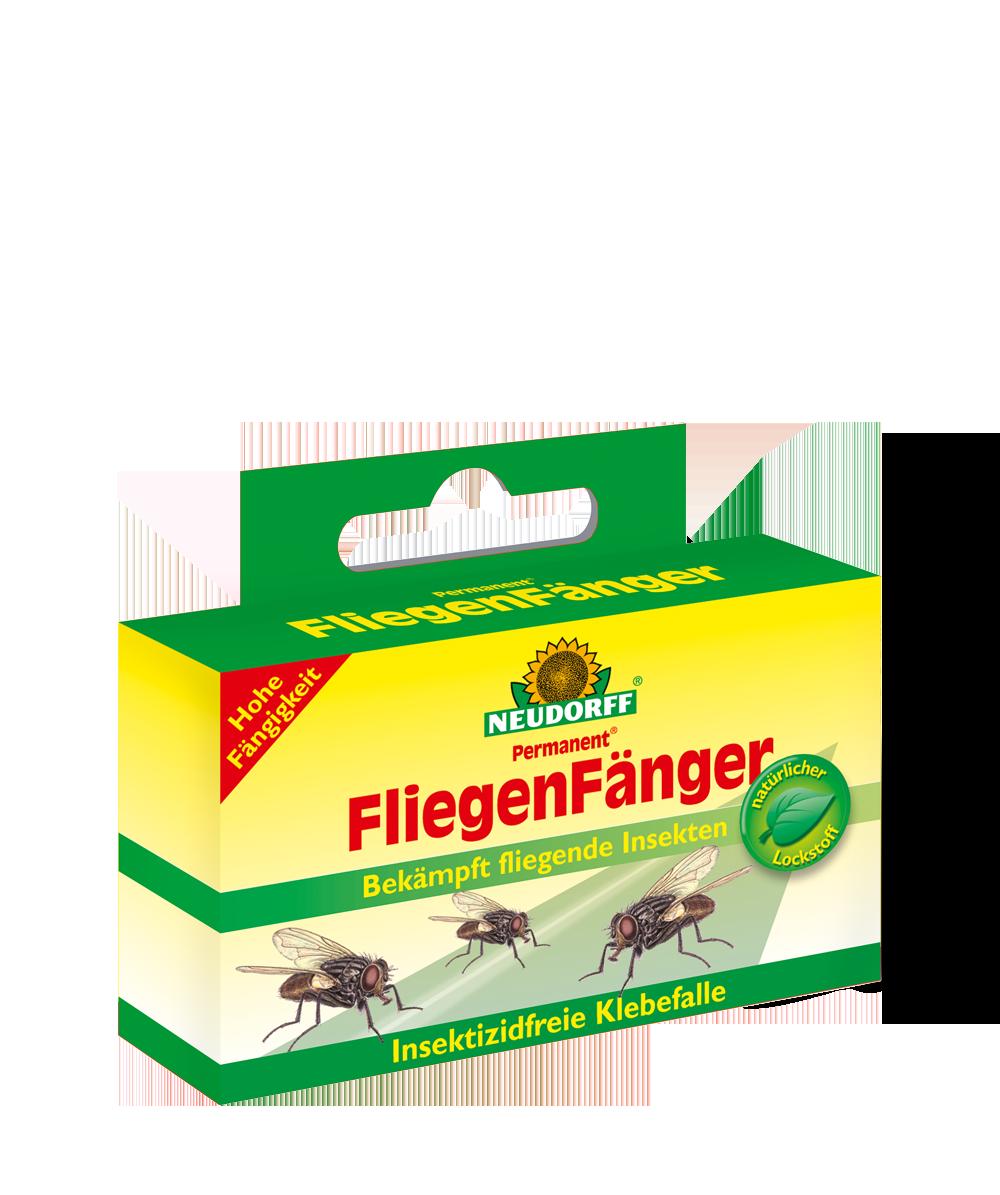 Neudorff permanent fliegenf nger for Fliegen erde zimmerpflanzen